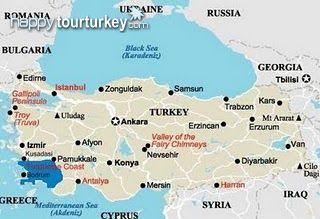 15 Days Tour Istanbul Cappadocia Antalya Fethiye Pamukkale Ephesus
