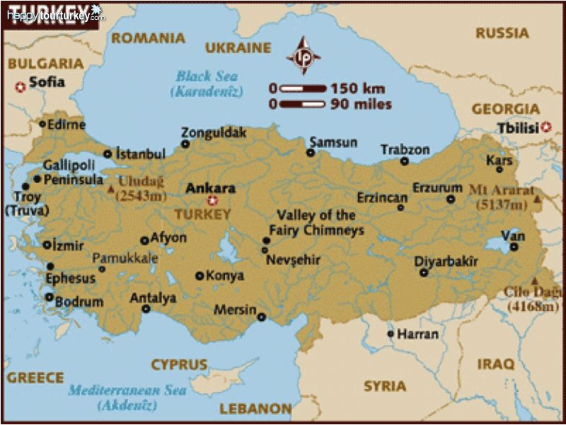 Image Result For Best Time To Travel To Greece And Turkey