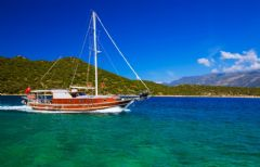 4 Days Fethiye 12 Islands Boat Cruise