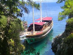 8 Days Blue Cruise -Marmaris-Fethiye-Marmaris