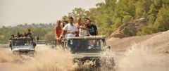 Daily Jeep Safari in Antalya
