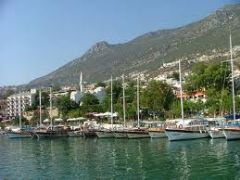 Blue Cruise from Fethiye to Olympos 4 Days / 3 Nights