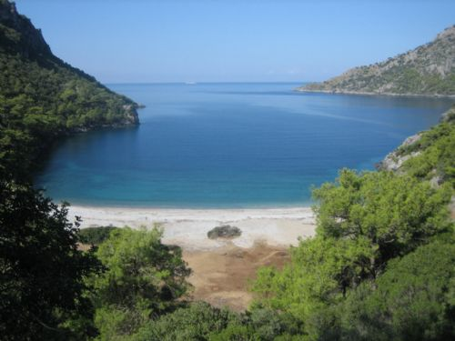 Blue Cruise from Olympos to fethiye 4 Days / 3 Nights