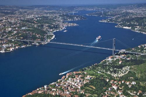 Bosphorus & Two Continents Tour